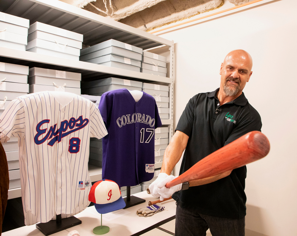 Larry Walker cancels MLB All-Star weekend plans after testing positive for COVID-19 1