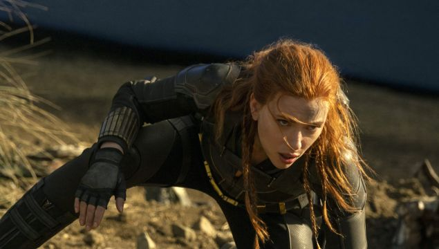 Marvel's 'Black Widow' Sets a New Pandemic Box Office Record 1