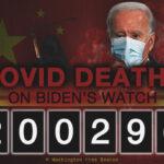 ALERT: Biden's COVID-19 Death Count Hits 200K, the Equivalent of 83 Pearl Harbors 14