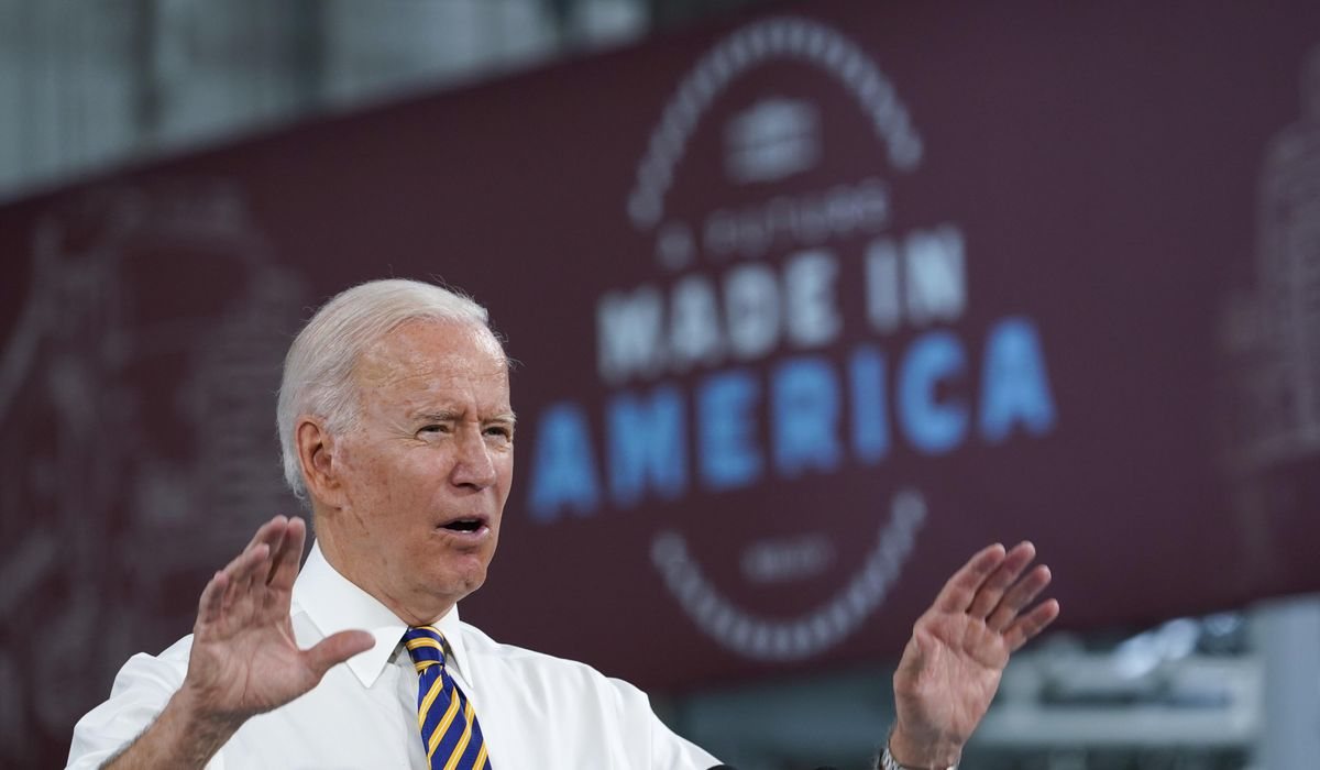 Biden orders federal workers to get vaccinated or face testing, masks 1