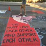 Officers sue Palo Alto, California over Black Lives Matter mural 6