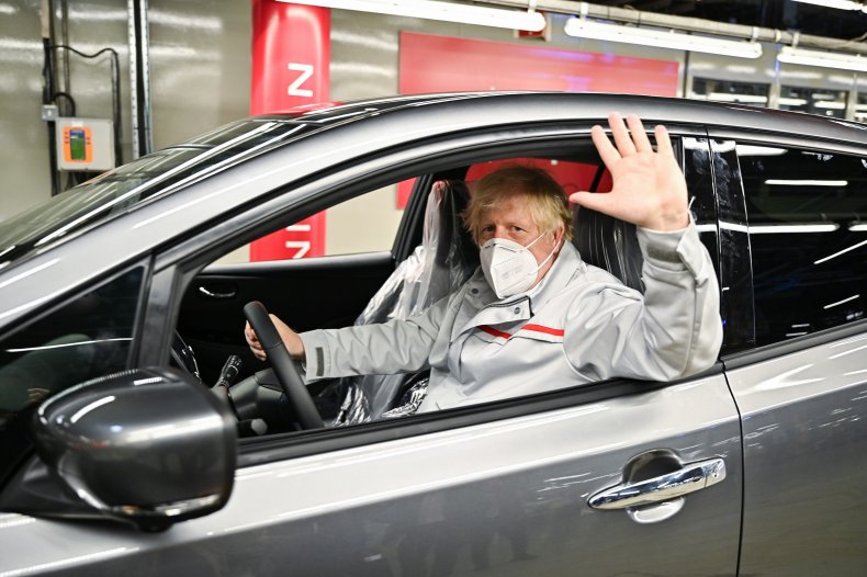 Boris Johnson Believes U.K. Lockdown Can End Mid-July, 'Extra Precautions' Needed Till Then 1