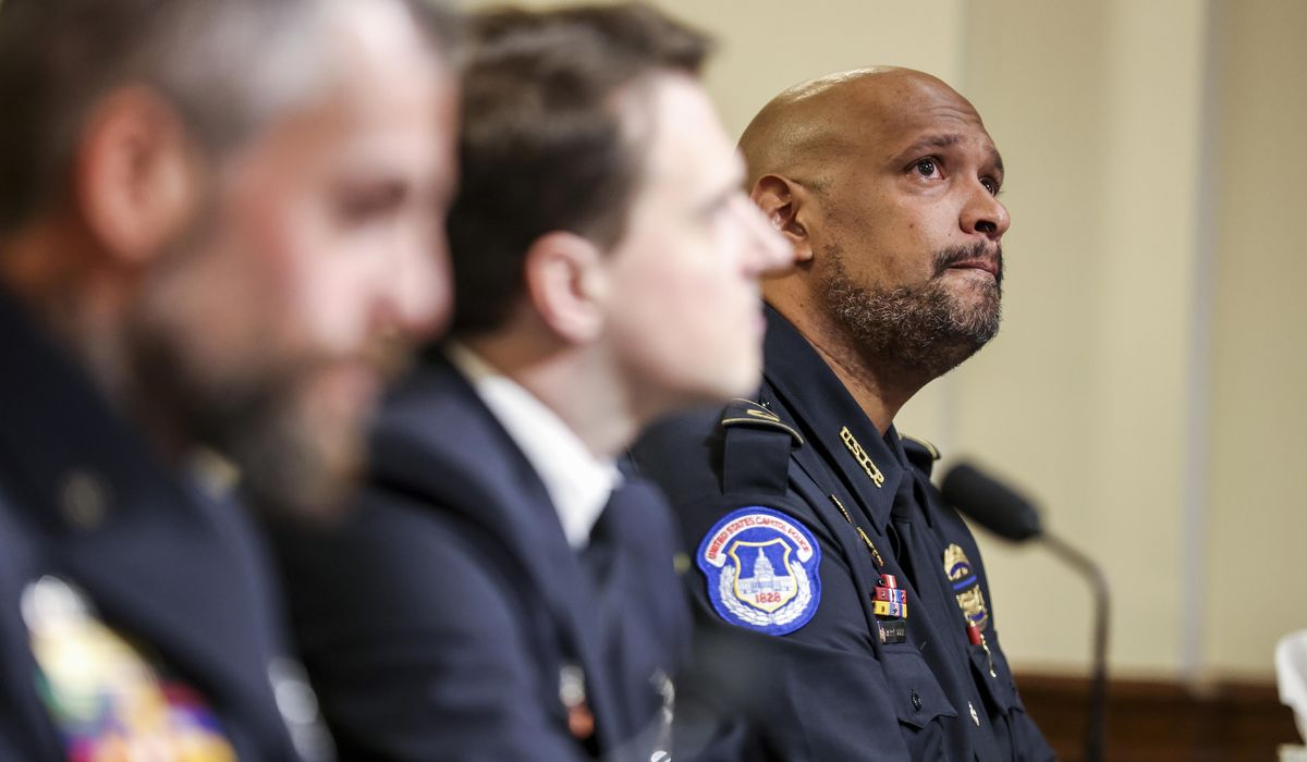 House's Jan. 6 committee opens with officers' harrowing tales of attacks by pro-Trump 'terrorists' 1