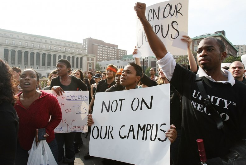 Group Sends Letter to Pressure White Parents Against Sending Kids to Ivy League Schools 1