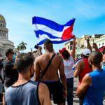 Cuba Protest Videos Show Thousands Demand End to Communist Dictatorship 6
