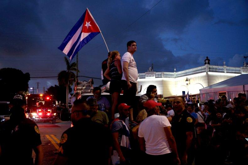 Ron DeSantis Applauds Rare Cuba Protests as Havana Says U.S. Plotting Intervention 1