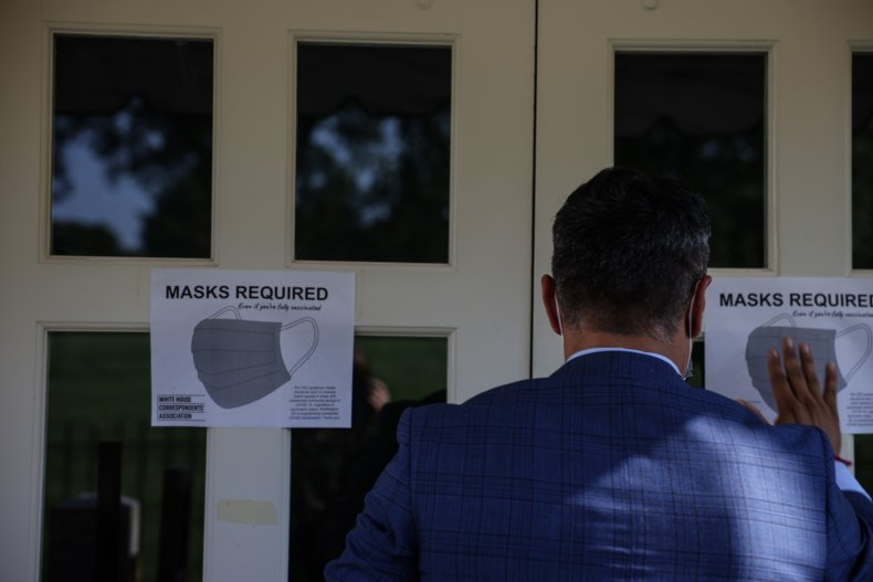 Washington, D.C., Tucson Among Latest U.S. Cities to Reissue Mask Requirements 1