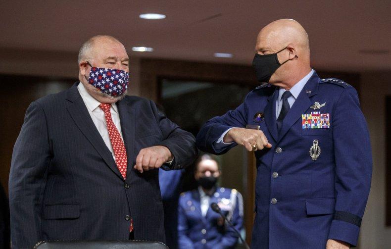 Defense Department Now Requires Masks Indoors, Regardless of Vaccination Status 1