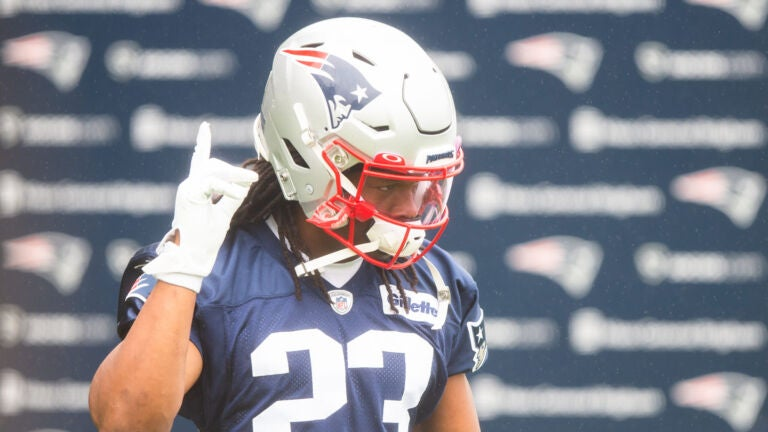 Kyle Dugger a 'completely different player' in second season with Patriots 1
