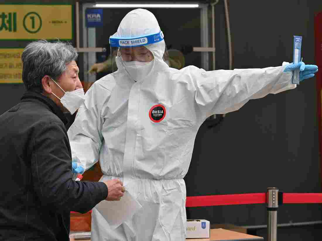 Officials Raise Restrictions In Seoul Amid Another Wave Of COVID-19 Infections 1
