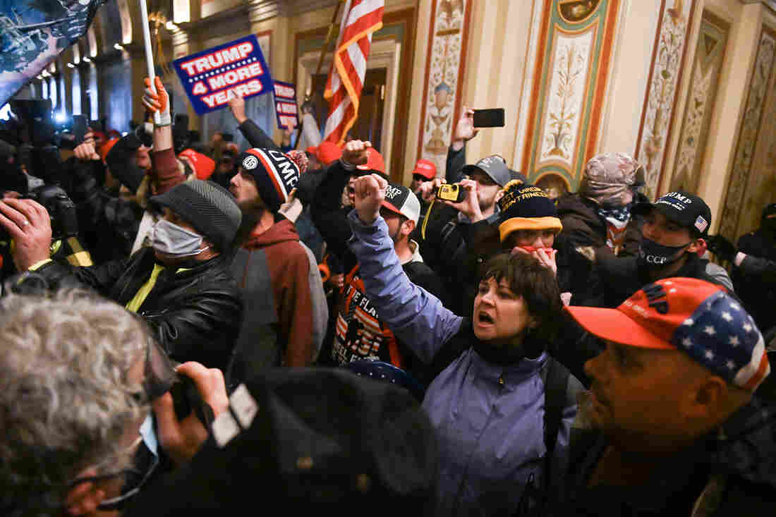 The Justice Department Is Struggling To Bring Capitol Riot Cases To Trial: Here's Why 1