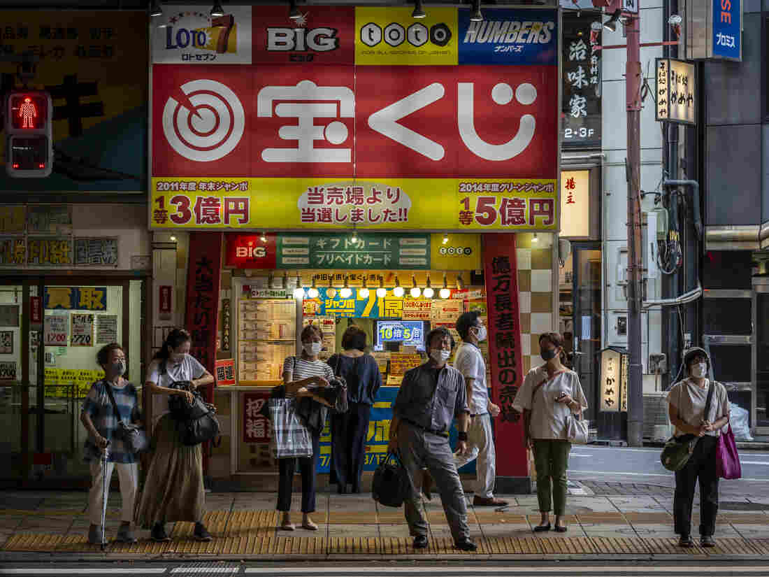 Tokyo Hits New High For Daily COVID-19 Cases. This Time, No Olympians Are Among Them 1