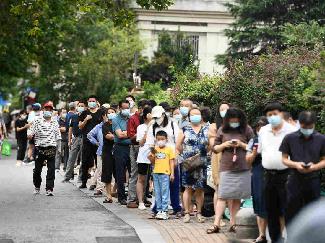 The Coronavirus Delta Variant That Has Spread To 15 Chinese Cities 1