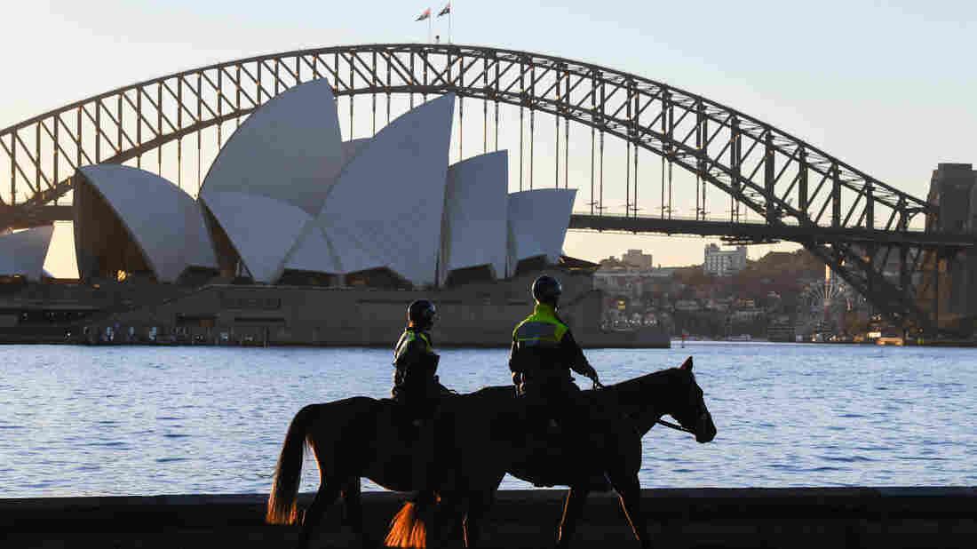 Australian Troops Will Help Enforce A Coronavirus Lockdown In Sydney 1