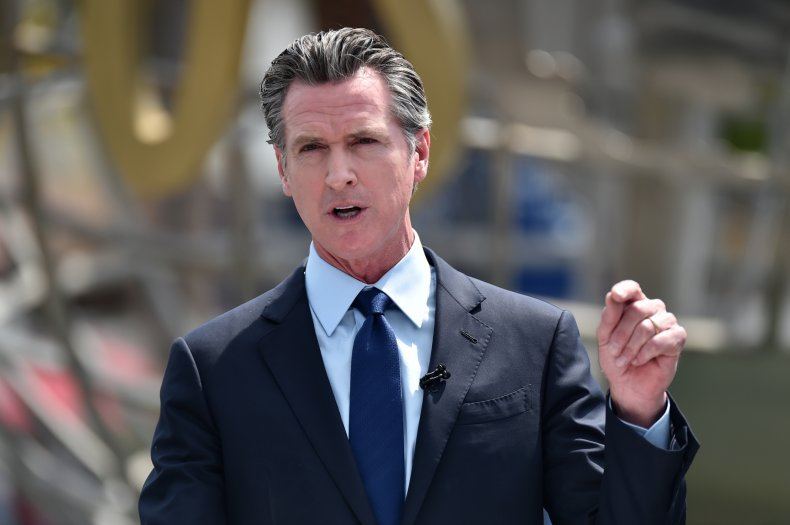 Gavin Newsom's Future in Doubt Amid Tight Polling and New Mask Controversy 1