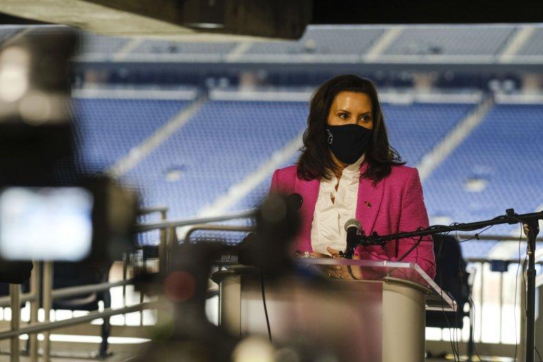 Michigan Gov. Gretchen Whitmer Will Not Restart Mask Mandate Despite CDC Recommendations 1