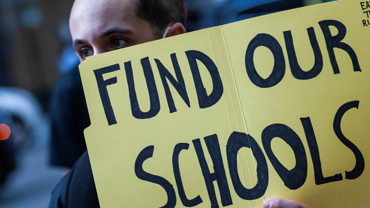 Federal aid alone won't make America's schools equitable;states must pitch in, too 1
