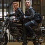 'Black Widow' sets pandemic box-office record 8