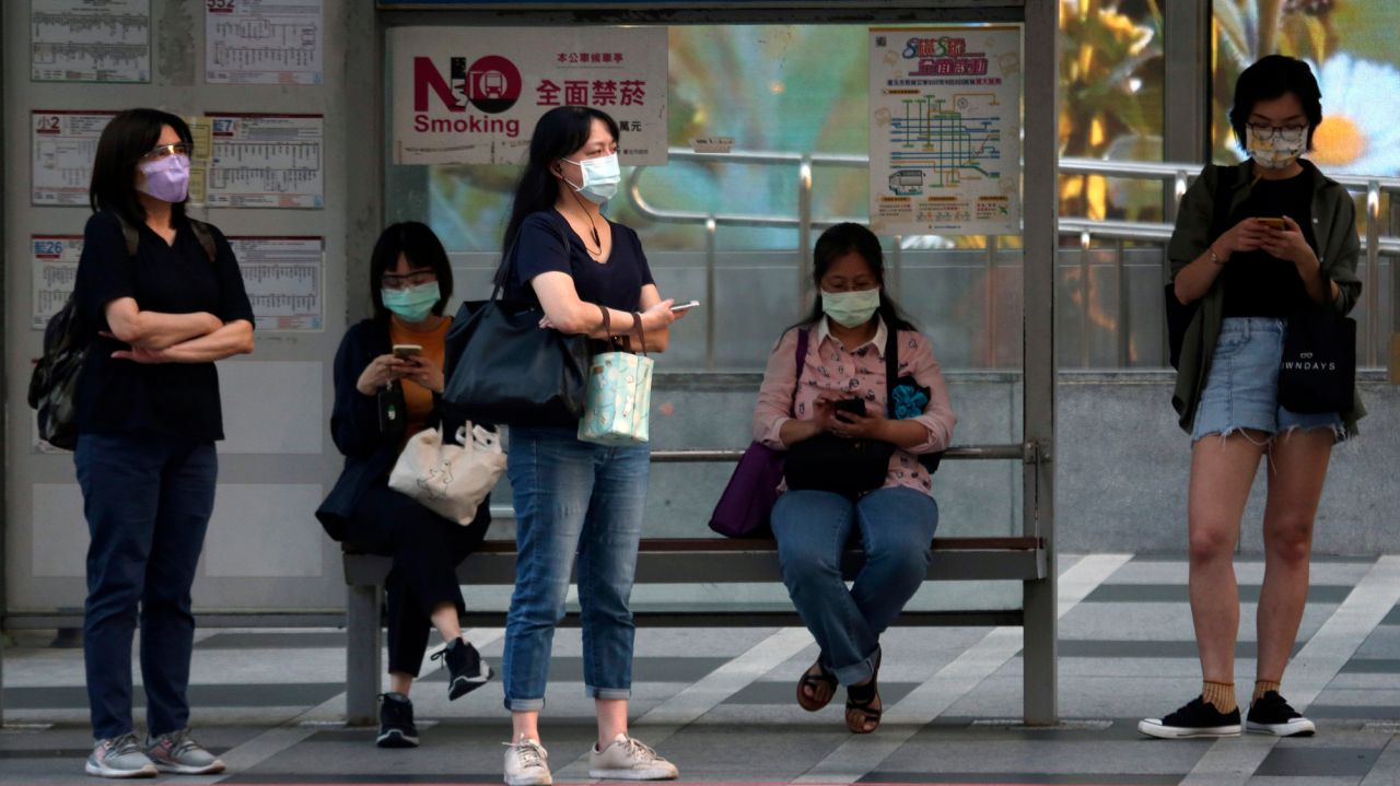 Get used to them: Face masks will be around for a while yet 1