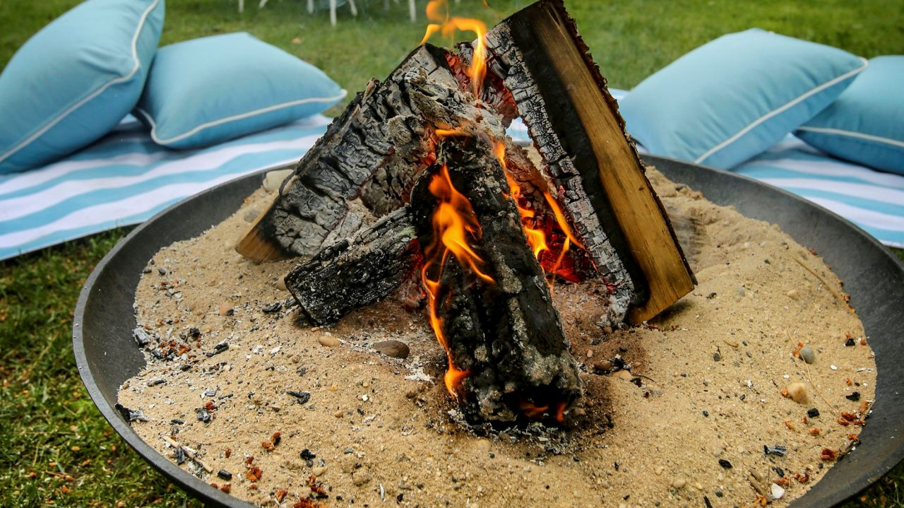Post office problems and smoke from wood-burning fire pits 1