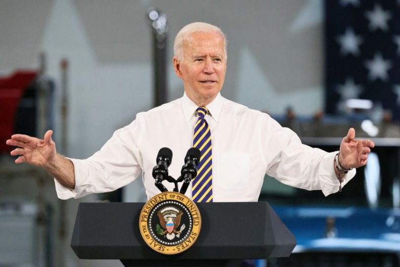 62 Percent of Voters See Biden Benefiting Middle Class, a Double-Digit Increase 1