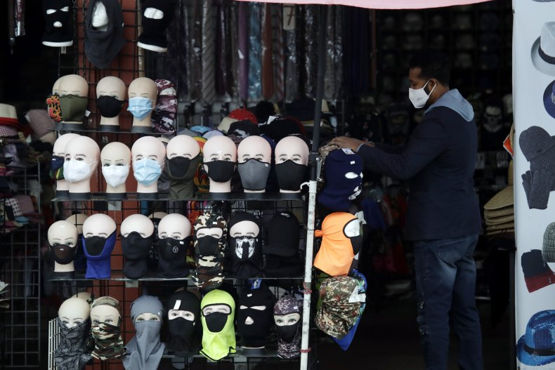 Face Mask Sales Rise 24 Percent as CDC Issues New Guidelines 1