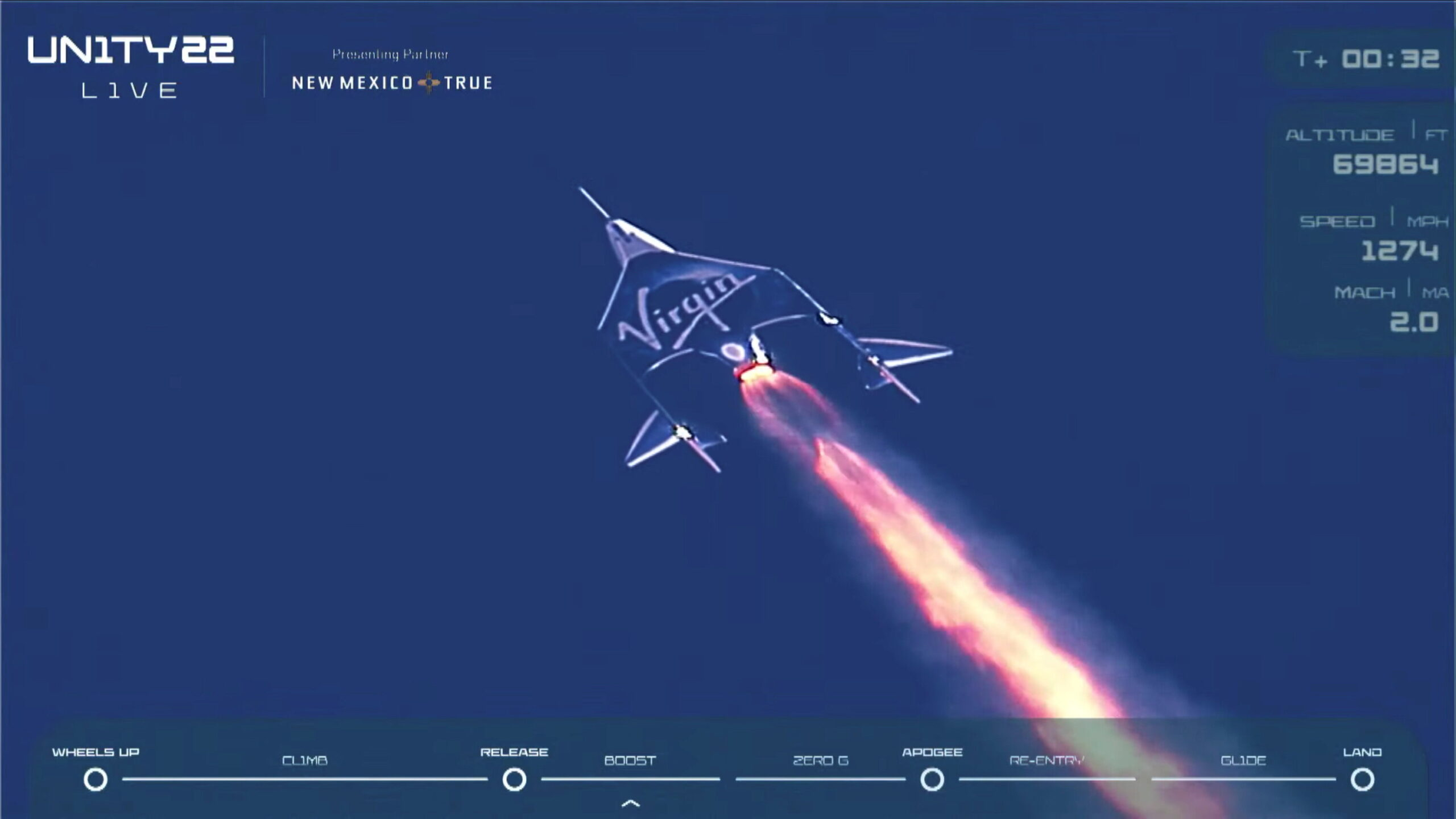Branson Beats Jeff Bezos to Space, Aiming to Open Space Tourism 1