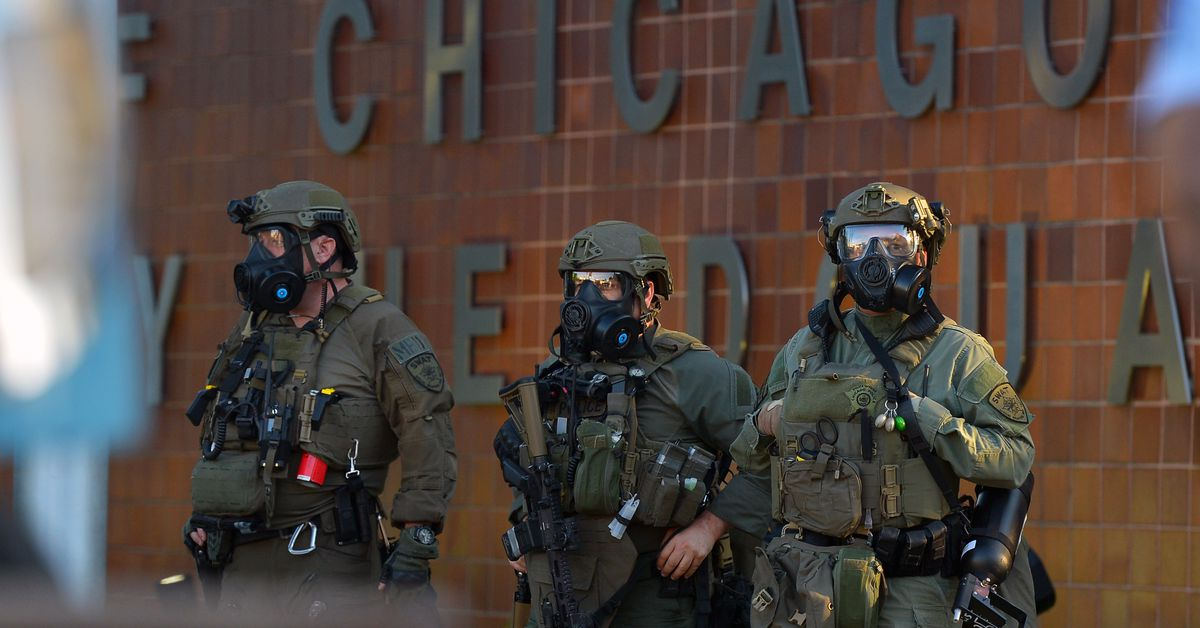 Another report blasts police actions during George Floyd unrest 1