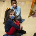 Masks no longer required for Illinois' vaccinated students, teachers as state adopts new CDC guidance 6