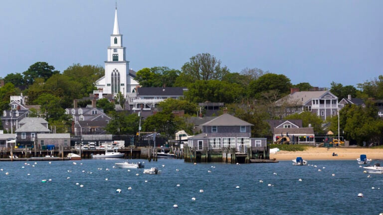 A Nantucket shop closed temporarily for a mental health break. Staff said a 'boiling point' was reached with customers over masks. 1