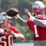 Patriots training camp Day 3 takeaways: Cam Newton, Nelson Agholor star 9