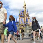 Disney World in Florida reimposes indoor mask rule; reversal comes amid local surge, CDC revision 7