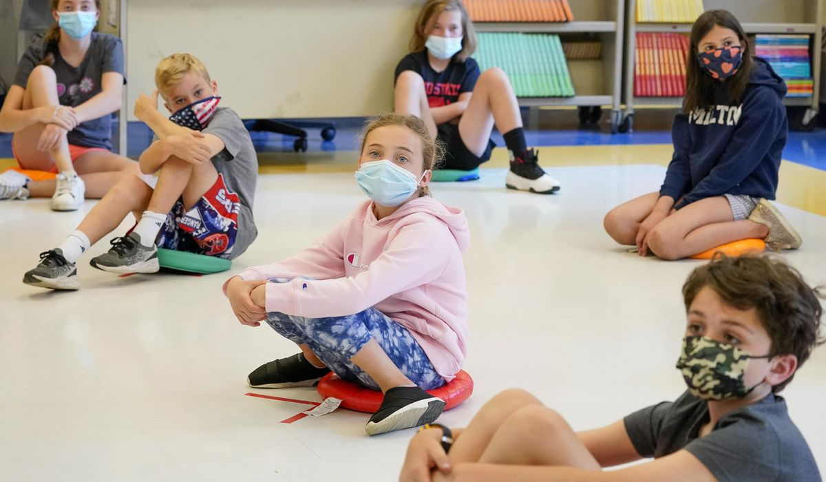 California to require face masks in schools this fall, despite new CDC guidance 1
