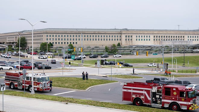 Fatal attack on Pentagon officer was sudden and unprovoked, FBI says 1