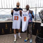 Knicks' new backcourt will debut against former team in NBA season opener 6