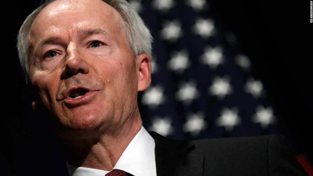 Arkansas GOP governor says he regrets ban on mask mandates as Covid-19 cases surge 1
