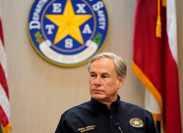 Texas Governor Tests Positive for Coronavirus 1