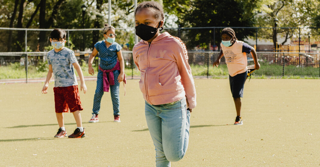 Actually, Wearing a Mask Can Help Your Child Learn 1