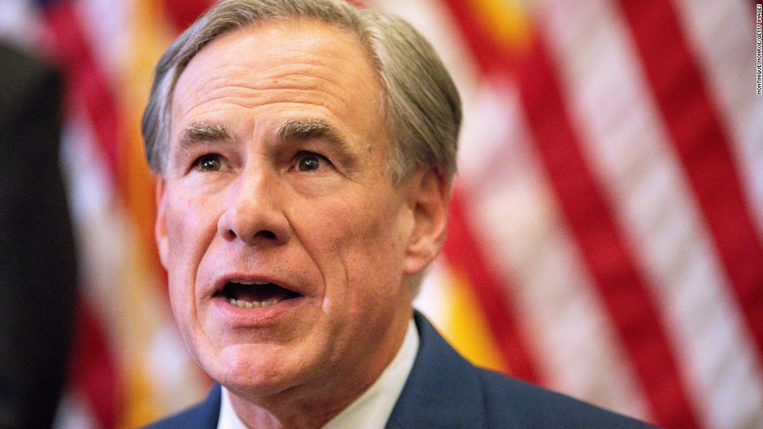 Analysis: The lesson Greg Abbott should learn from having Covid-19 -- but won't 1