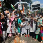 Fourth day of protests after 9-year-old girl allegedly raped and murdered in Indian capital 8