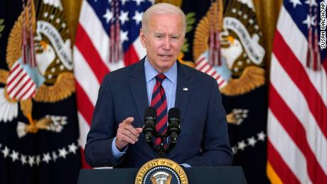Analysis: DeSantis turns his ire on Biden instead of Covid-19 as it rages in Florida 1