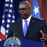 Defense Secretary Austin expected to make Covid-19 vaccine mandatory for active duty troops 8