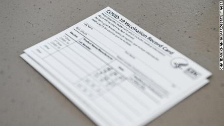 Pharmacist arrested for allegedly selling Covid-19 vaccination cards on eBay 1