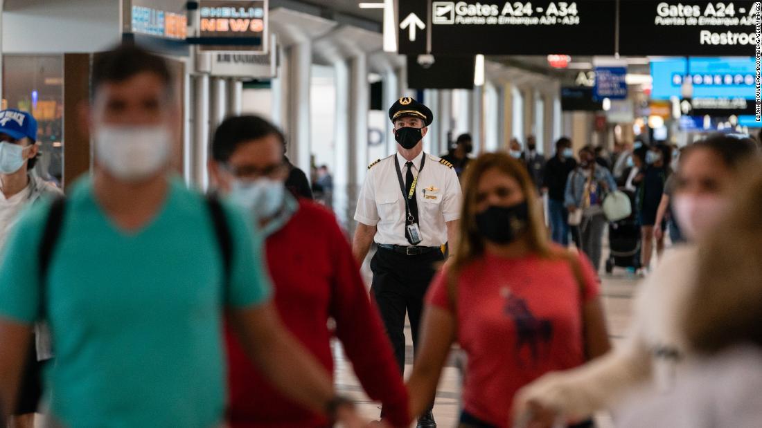 TSA to extend transportation mask mandate into January 1