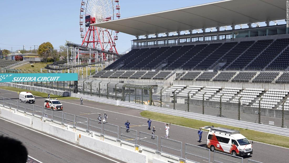 Japanese Grand Prix canceled due to Covid-19 pandemic 1