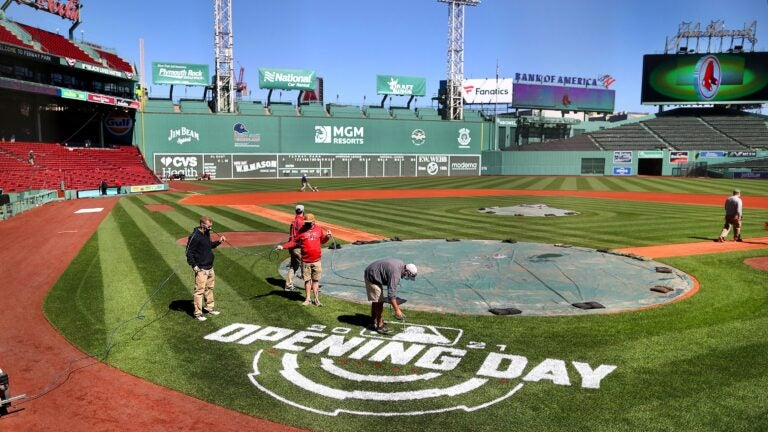 Red Sox 2022 schedule: Season opens March 31 vs. Rays 1