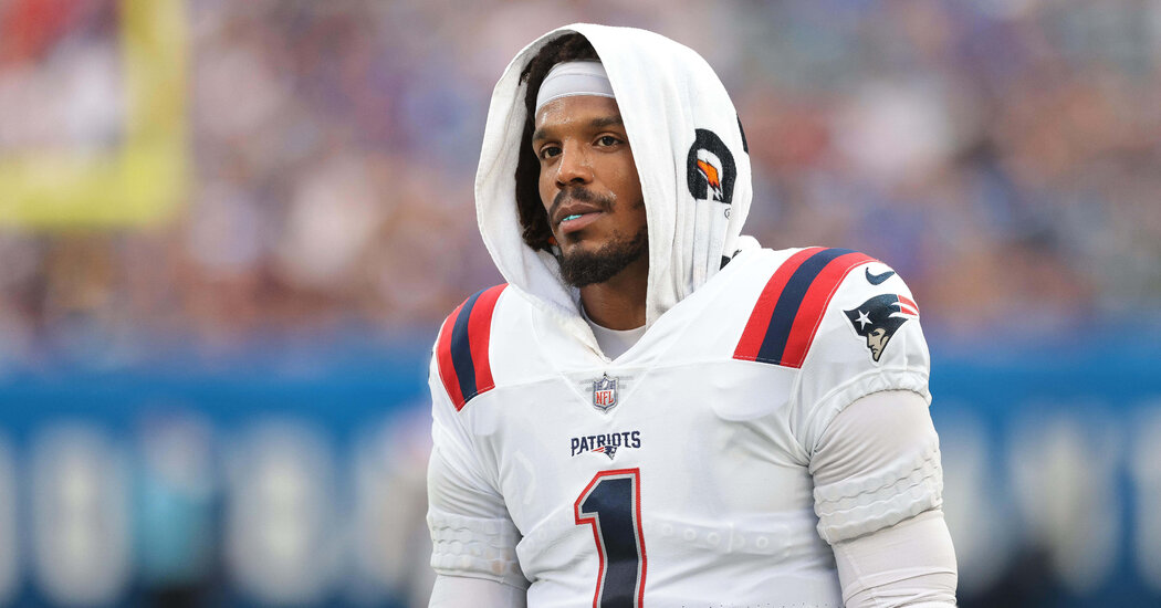 Patriots Cut Cam Newton After Covid-Related Disruptions 1
