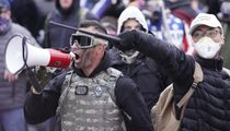 Trump-Loving Capitol Rioter Who Palled Around With Pa. GOPers Ordered Held Until Trial 1