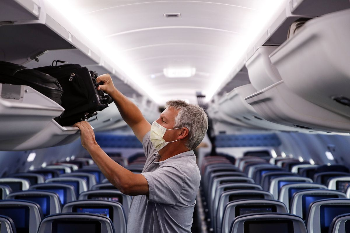 TSA extends to January mask rule for airline passengers 1