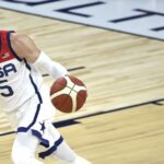 Olympics men's basketball semis are wide open with US, three unbeaten teams 5